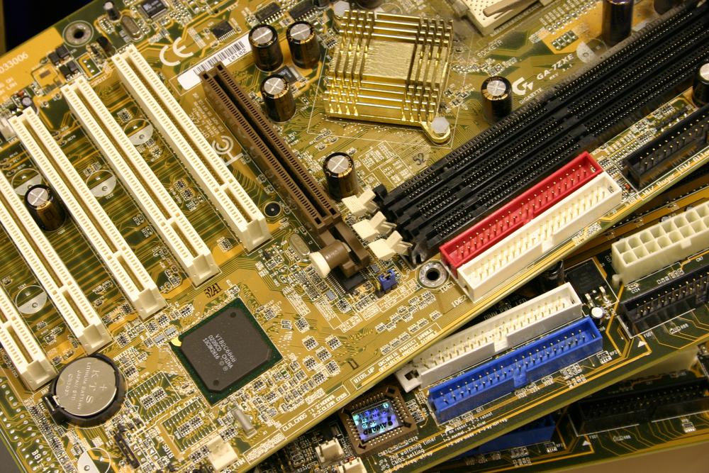 electronics components shortage